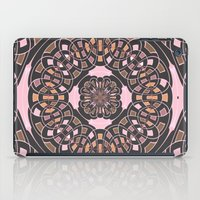Complex geometric abstract iPad Case