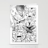 Page 3 Stationery Cards