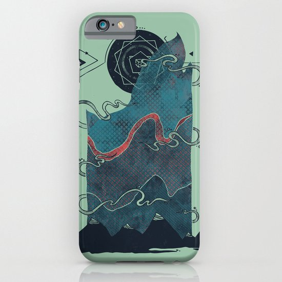 Northern Nightsky iPhone & iPod Case