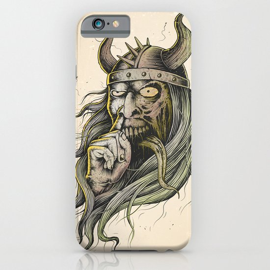 The Viking iPhone & iPod Case