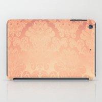 Pink Rose Vintage iPad Case