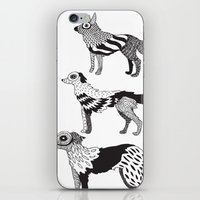 Andersen Dogs iPhone & iPod Skin
