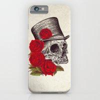 iPhone & iPod Case featuring Dead Gentleman by Rachel Caldwell