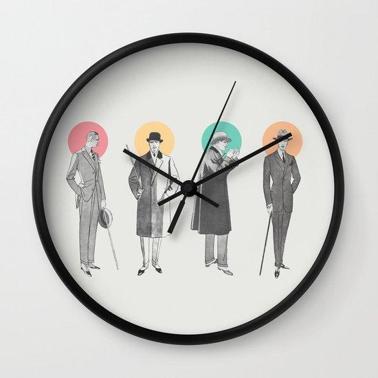 Classy Wall Clock