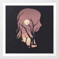 Grove Art Print