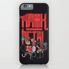 Amok And Totally Metal Slim Case iPhone 6s