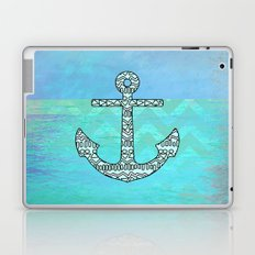 Tribal Anchor Laptop & iPad Skin