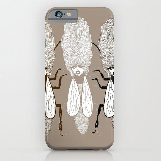 Queen Beehive iPhone & iPod Case