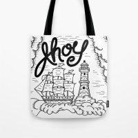 Ahoy! Tote Bag