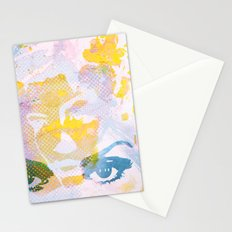 Cool Blues  Stationery Cards