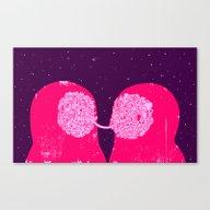 Quantum Lovers Canvas Print