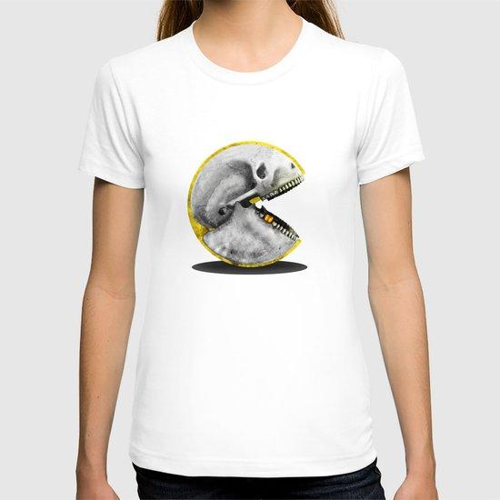Skull Pacman T-shirt