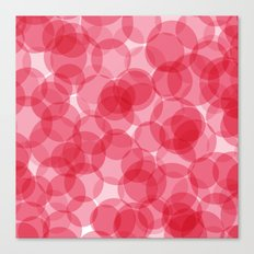 Celebrate with pink! Canvas Print