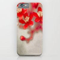 iPhone & iPod Case featuring 3 Words (vintage) by Armine Nersisian