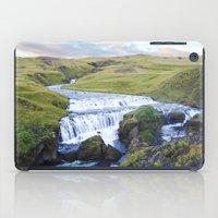 Látum Okkur Sjá iPad Case