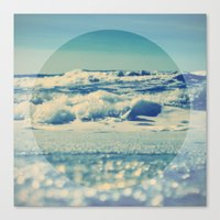 Sea Balance Canvas Print