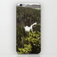 yellowstone falls . ii iPhone & iPod Skin