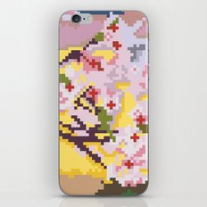 Sakura pixel iPhone & iPod Skin