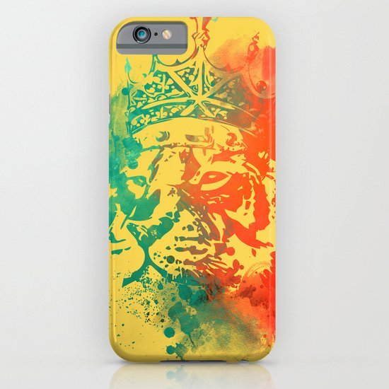 King of the Jungle iPhone & iPod Case