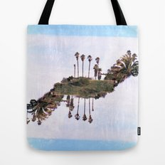 Landscapes c2 (35mm Double Exposure) Tote Bag
