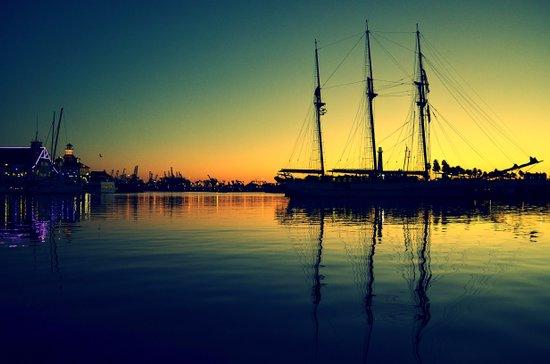 ~ Placid Dusk ~ Sail at Dawn ~ Art Print