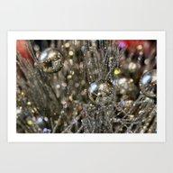 Holiday Sparkle Art Print