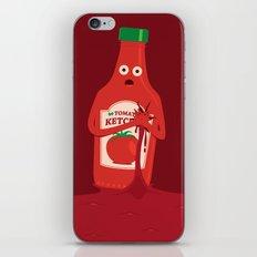 Fake Blood iPhone & iPod Skin