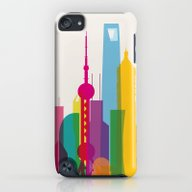 Shapes Of Shanghai. Accu… iPod touch Slim Case