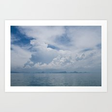 Koh Samui Journey 03 Art Print