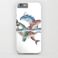INKYFISH - Jumping Fish iPhone 6 Slim Case