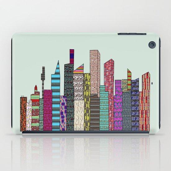 Sydney skyline iPad Case