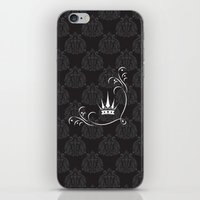 Royal Skele iPhone & iPod Skin