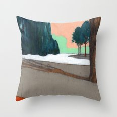 Oosterpark Throw Pillow