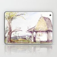 Romanian Watercolor Laptop & iPad Skin