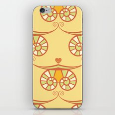 Summer dance iPhone & iPod Skin