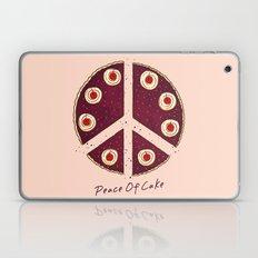 Peace of Cake Laptop & iPad Skin