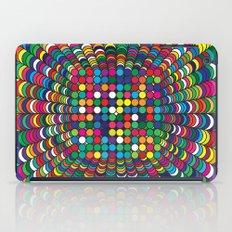 Focus Geometric Art Print. iPad Case