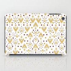 Geometric Diamond repeating iPad Case