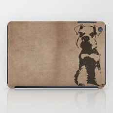 Miniature Schnauzer iPad Case
