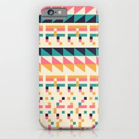 iPhone & iPod Case featuring Pattern # 1 by Speakerine / Florent Bodart