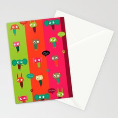 Little friends Stationery Cards