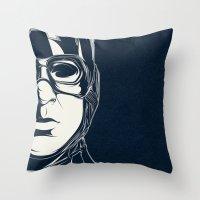 C.A.D. Throw Pillow