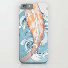 Koi Passing Through iPhone 6 Slim Case