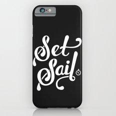 Set Sail Slim Case iPhone 6s