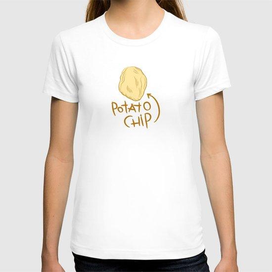 POTATO CHIP T-shirt