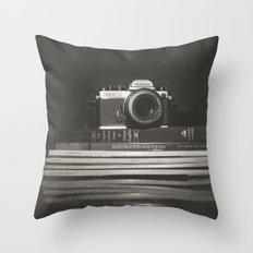 Favorite Things Throw Pillow