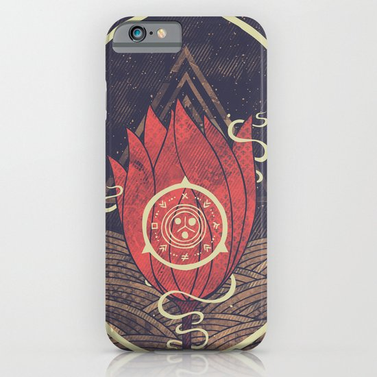 Pulsatilla Patens iPhone & iPod Case