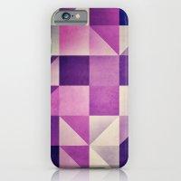 :: Geometric Maze VI :: iPhone 6 Slim Case