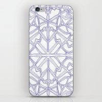 1#pattern iPhone & iPod Skin