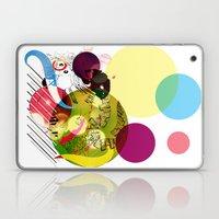Girl II Laptop & iPad Skin